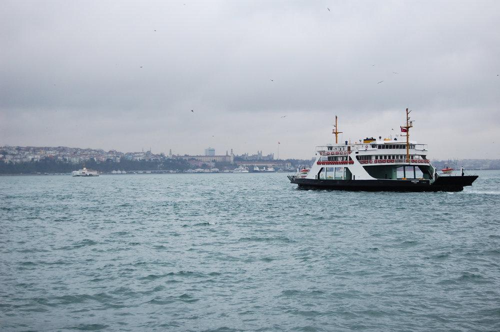 """Between Continents""   Istanbul, Turkey || April 2011 || Nikon D3000"