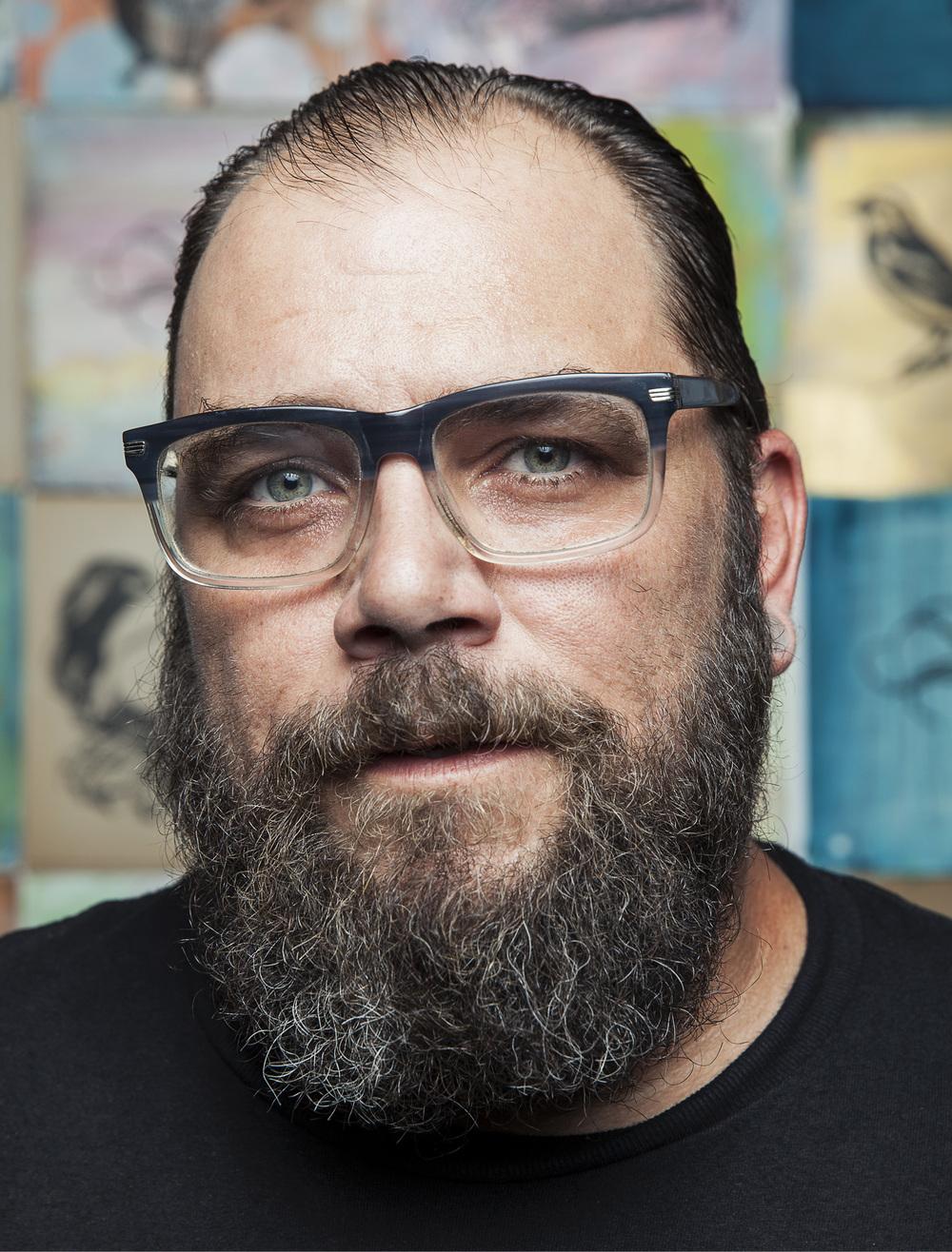 Damon of Nomad Art Compound
