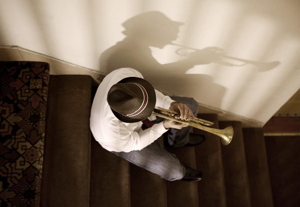 Emile Martinez - Trumpet Player