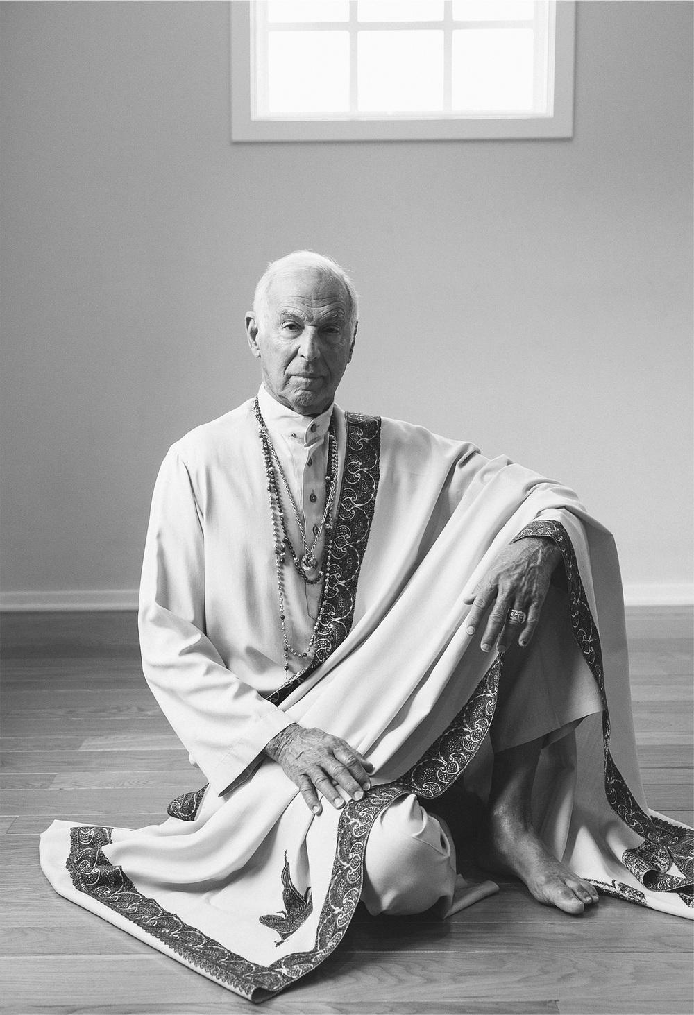Eric Small - Iyengar Yoga Instructor