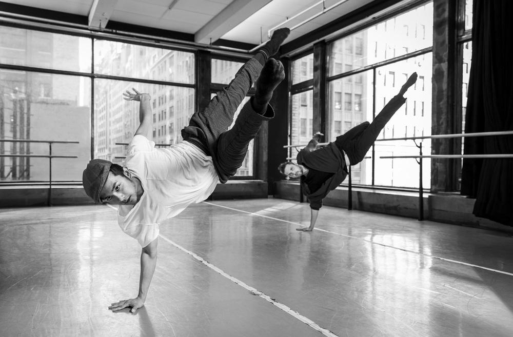 Norbert De La Cruz - Dancer & Choreographer