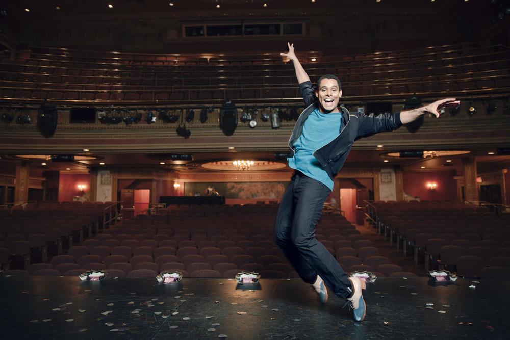 Phillip Attmore - Dancer, Singer & Actor