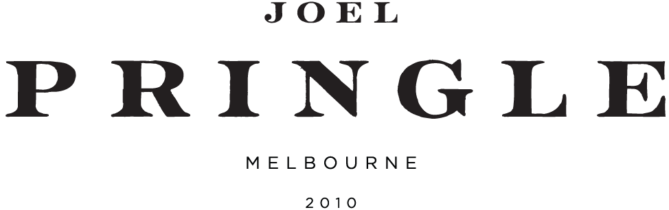 Joel Pringle. Websites. Logos. Illustration. Photography. Melbourne.