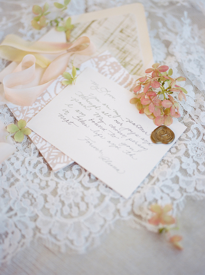 Romantic Stationery