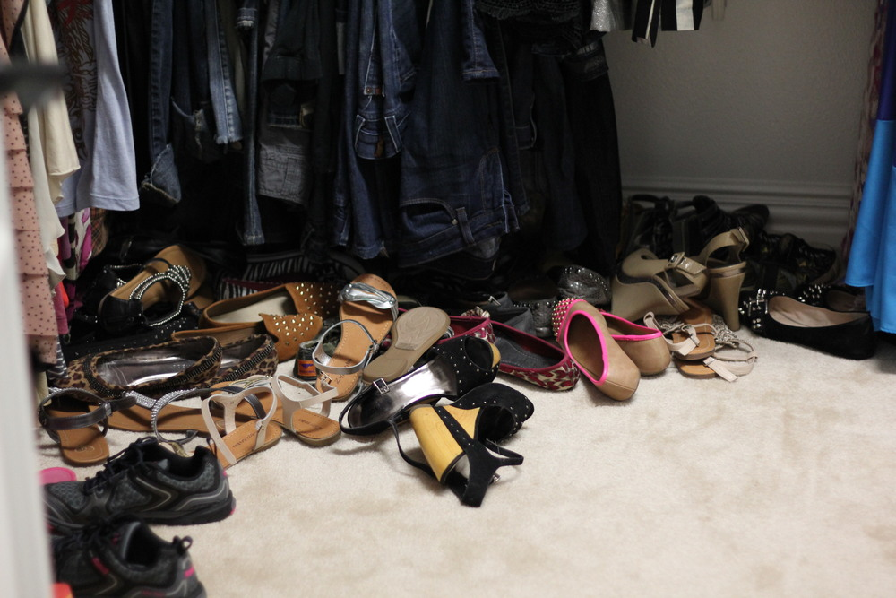 Exhibit A:  The most frequently worn shoes in my collection.
