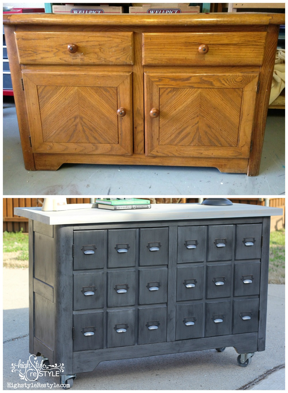 10 Beautiful Upcycled Furniture Projects Highstyle Restyle