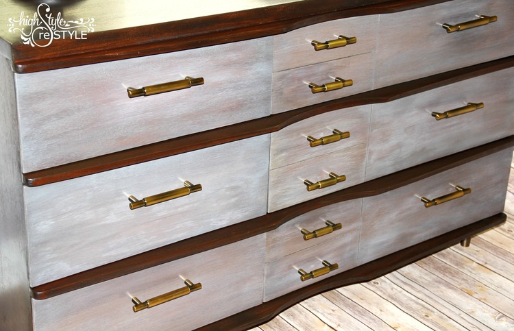 restoration dresser - D. Lawless Hardware - Highstyle Restyle