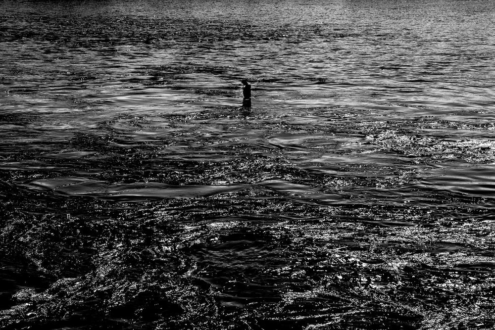 """""""The Fisherman"""" Stockholm, Sweden 2014"""