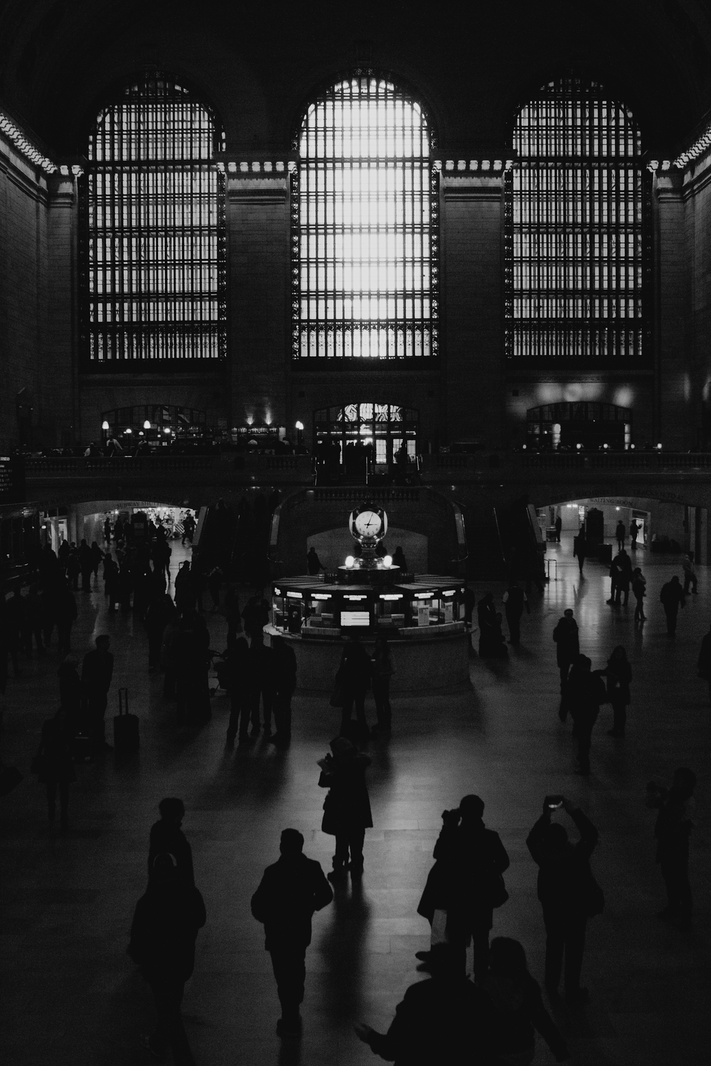 """3:10"" Grand Central Station, New York City 2014"
