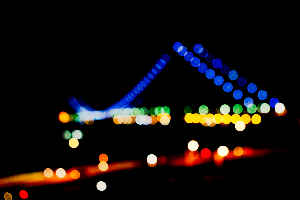 """Washington Bridge"" New York City 2014"