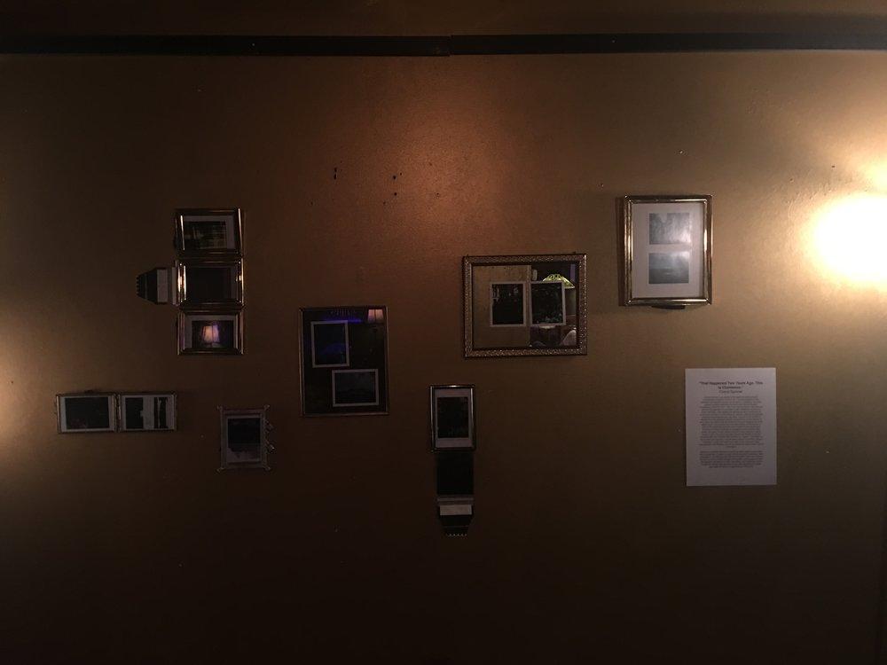 Exhibition. Arcana. 2018.