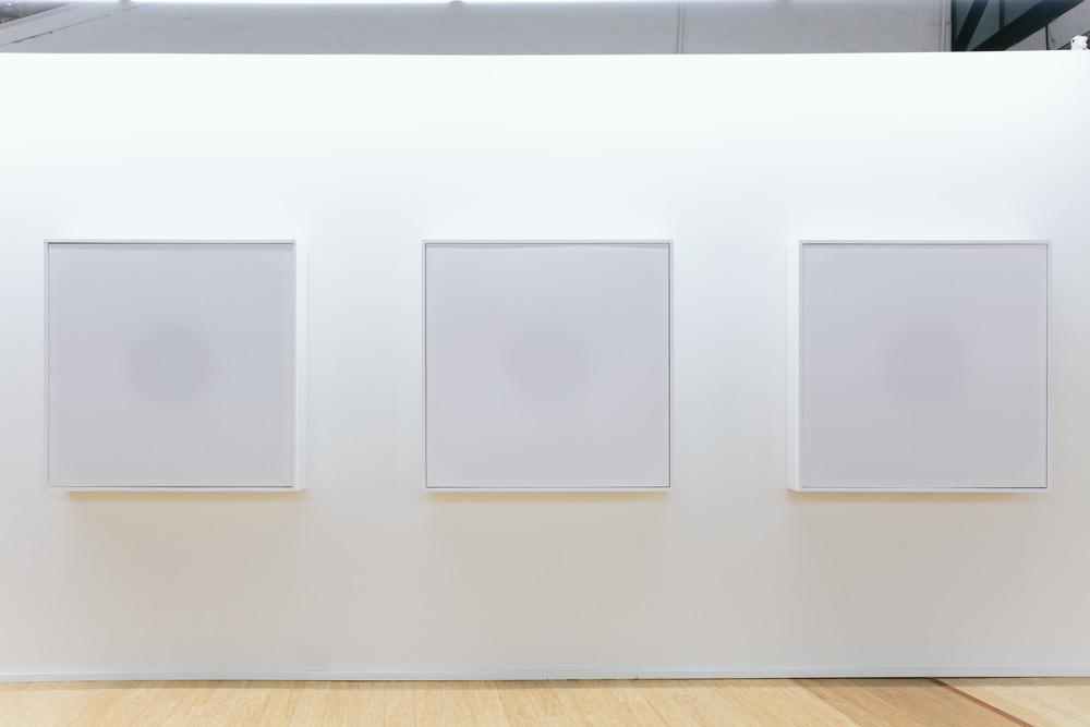 Vibrant Matter (white) , 2016 Dominik Mersch Gallery  Image: Matthew McGuigan