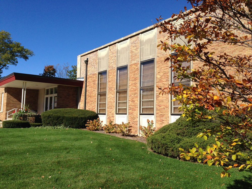 First Church of Christ, Scientist in Glen Ellyn
