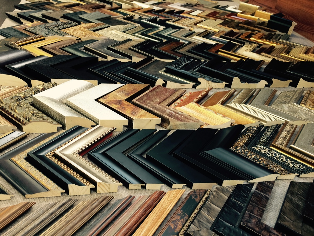 Großartig Bild Framing Colorado Springs Bilder - Badspiegel Rahmen ...