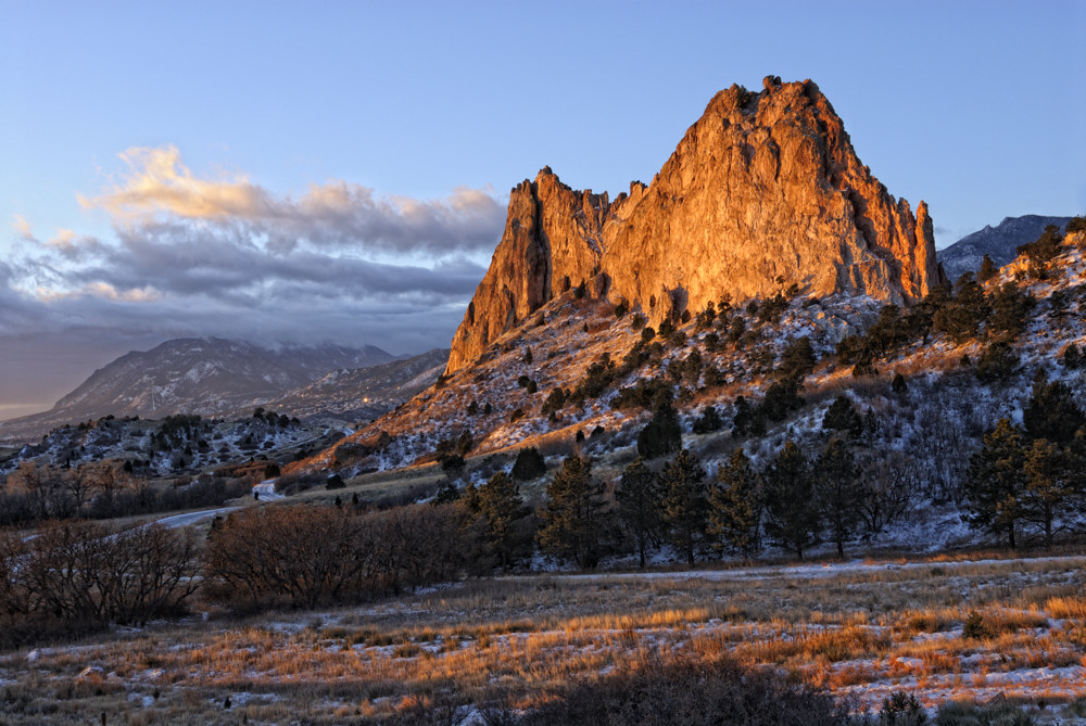 ©Doug Bennett Photography - Cathedral Rock