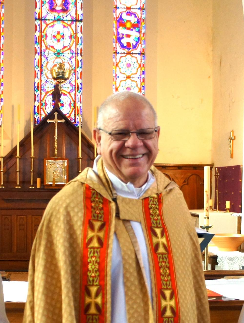 Fr Kim Benton - Rector