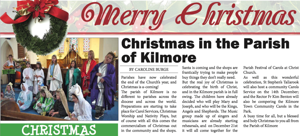 December 2014 - Anglican Advocate