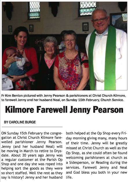 March 2015 - Anglican Advocate