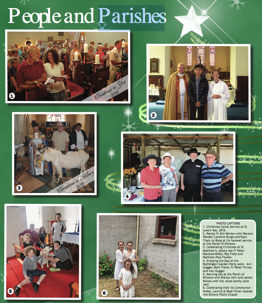 December 2016 ~ Anglican Advocate