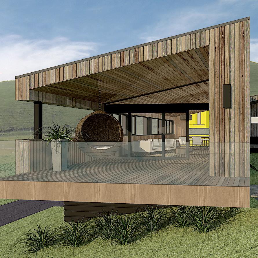 Lake House concept