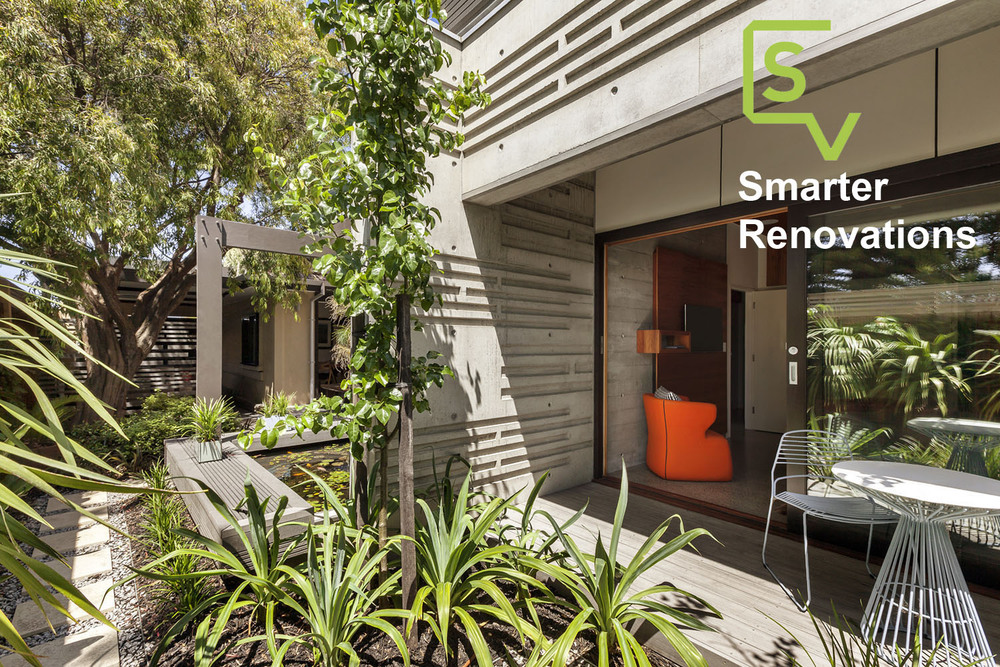 Sustainability Victoria features Fisherman's Bend House as an example of Smarter Renovations :   http://www.sustainability.vic.gov.au/services-and-advice/households/energy-efficiency/smarter-renovations/ship-shape