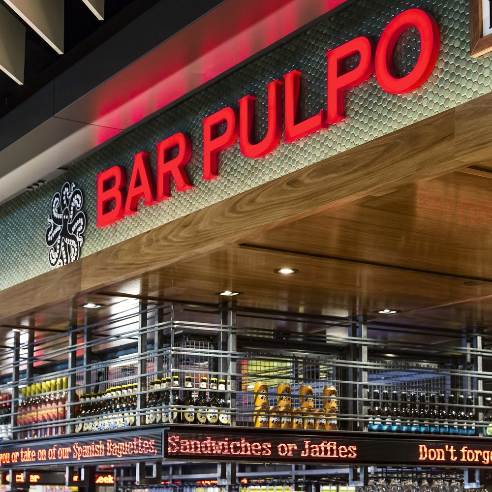 New Bar Pulpo