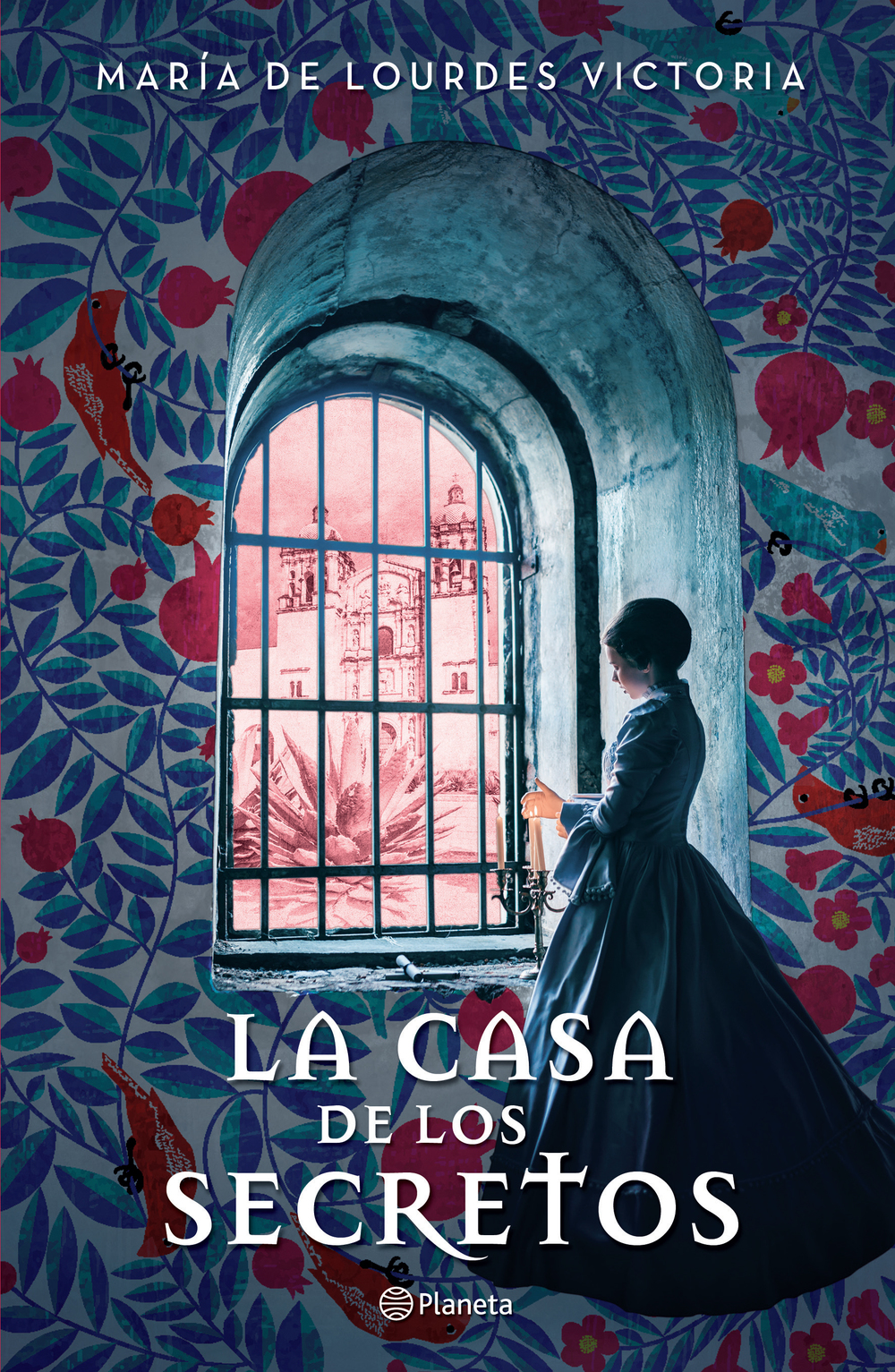 "Set on two fascinating historical moments, the US invasion of México and the Mexican Revolution, ""The House of Secrets"" is a novel full of passion, ambition and mystery, which immerses us in the most exquisite and exotic traditions of Oaxaca with its unmistakable smell of chocolate and the sweet taste of its traditional dishes. BUY HERE"