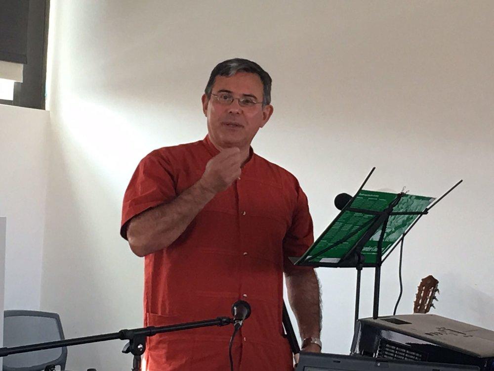 El autor y músico Jose Luis Buen Abad