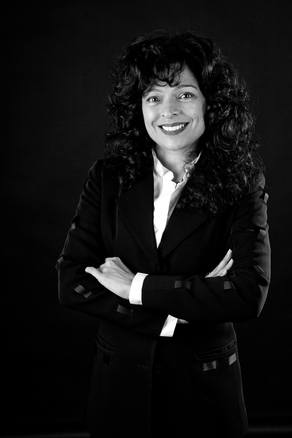 female corporate head shot