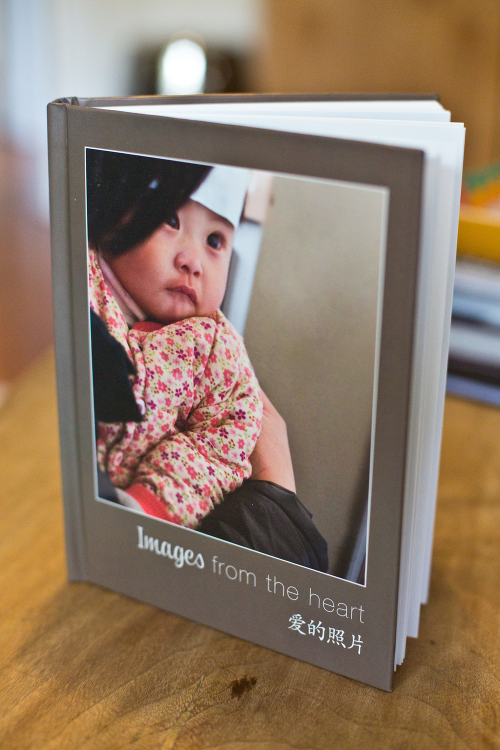 Images from the Heart book cover