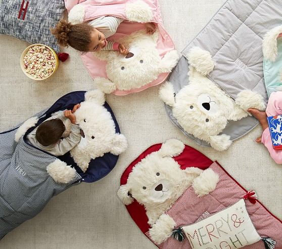 Pottery Barn Sleeping Bags