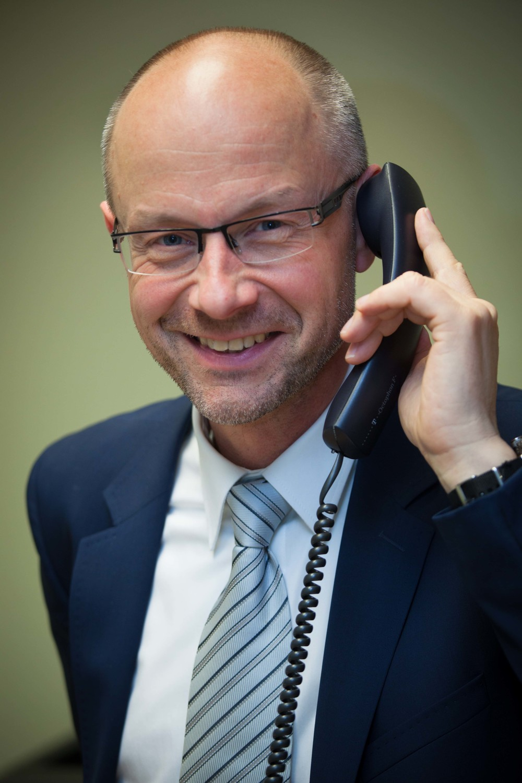 Rechtsanwalt Peter Vogeser
