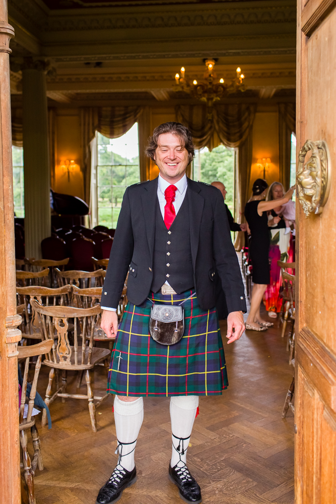The Scottish Wedding Guest
