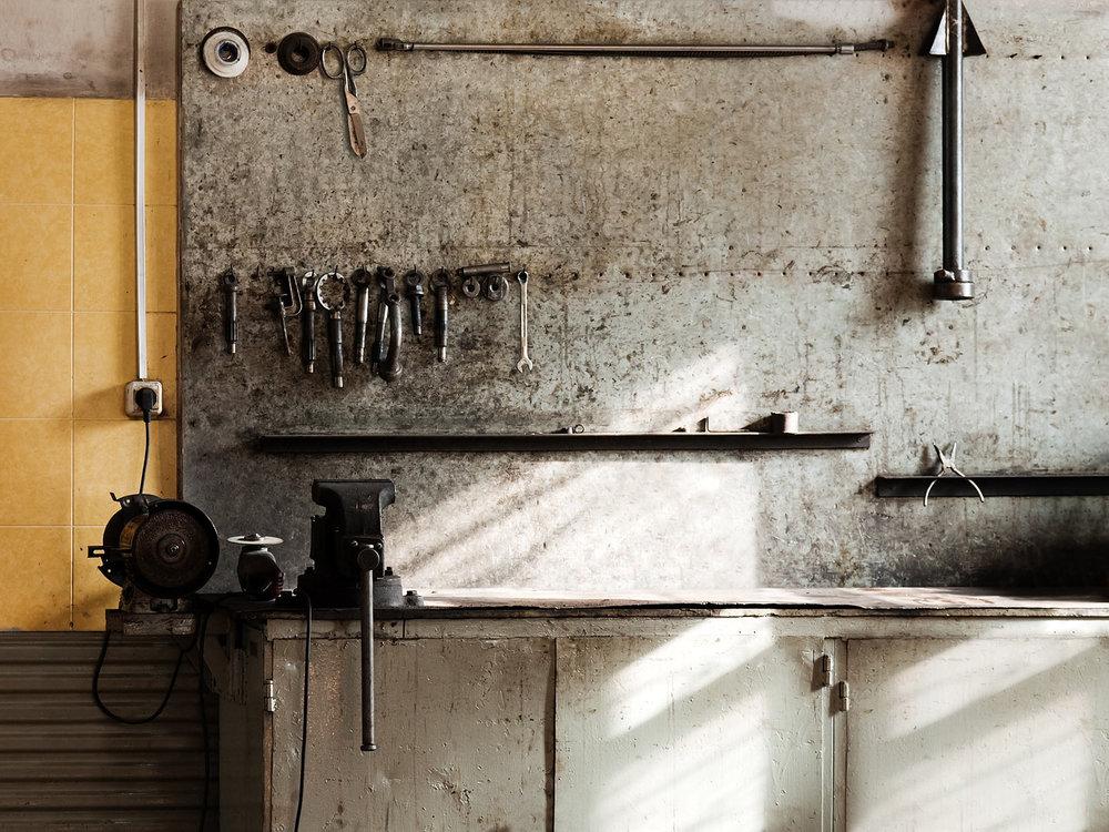 Designer's Toolbelt -