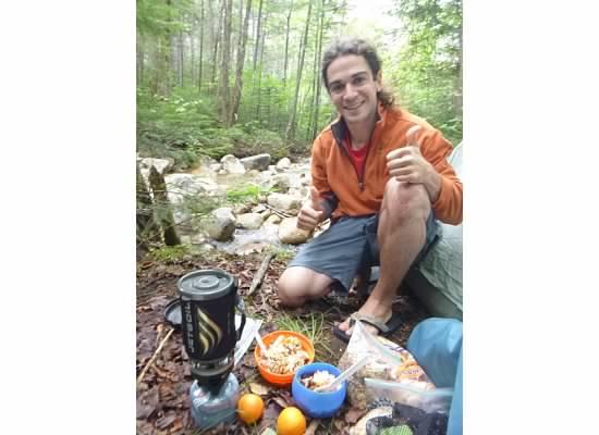 Derek Russell Camping photo