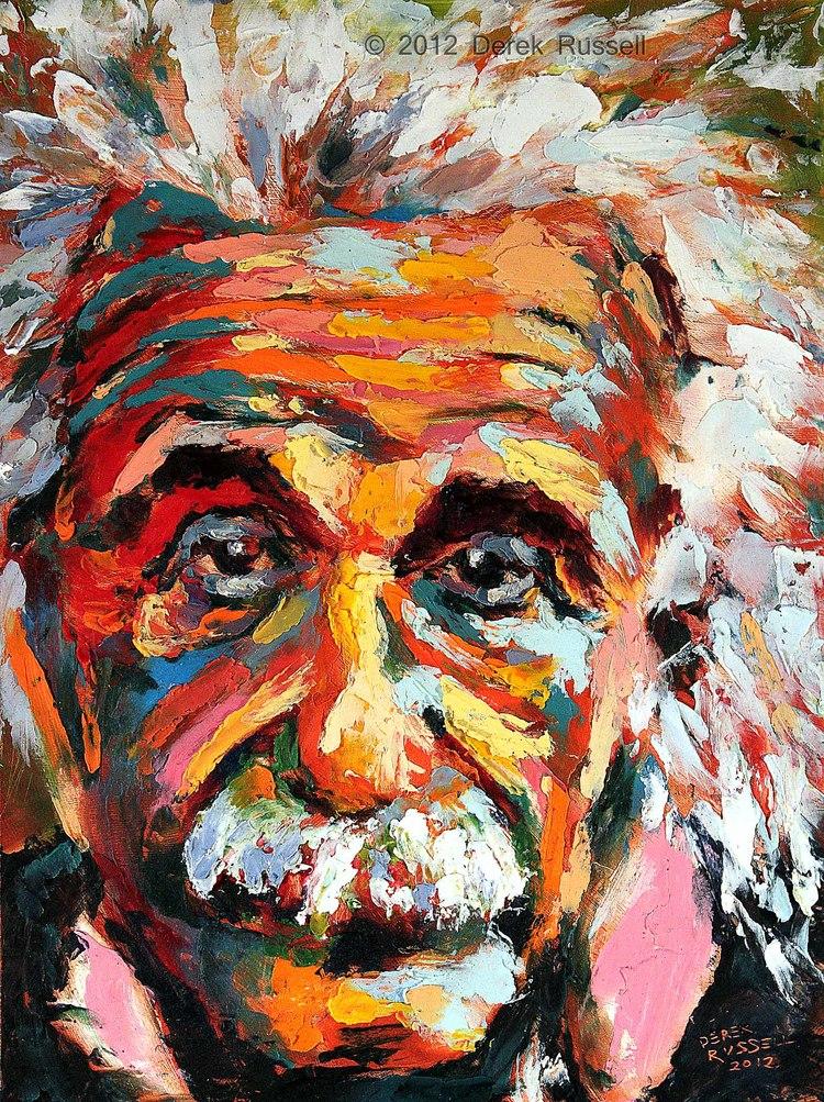 Albert Einstein -