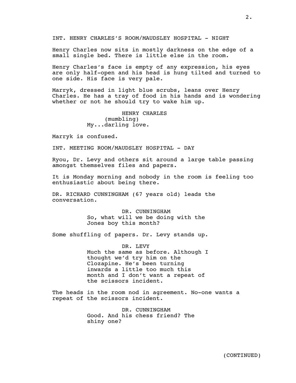 'Introducing Henry Charles' (Pilot) by Alexander Craig | 2.jpeg
