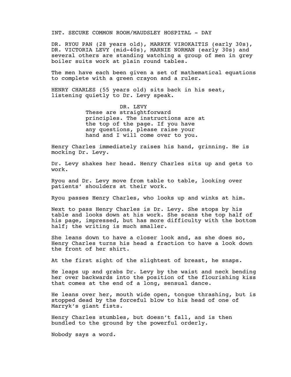 'Introducing Henry Charles' (Pilot) by Alexander Craig | 1.jpeg