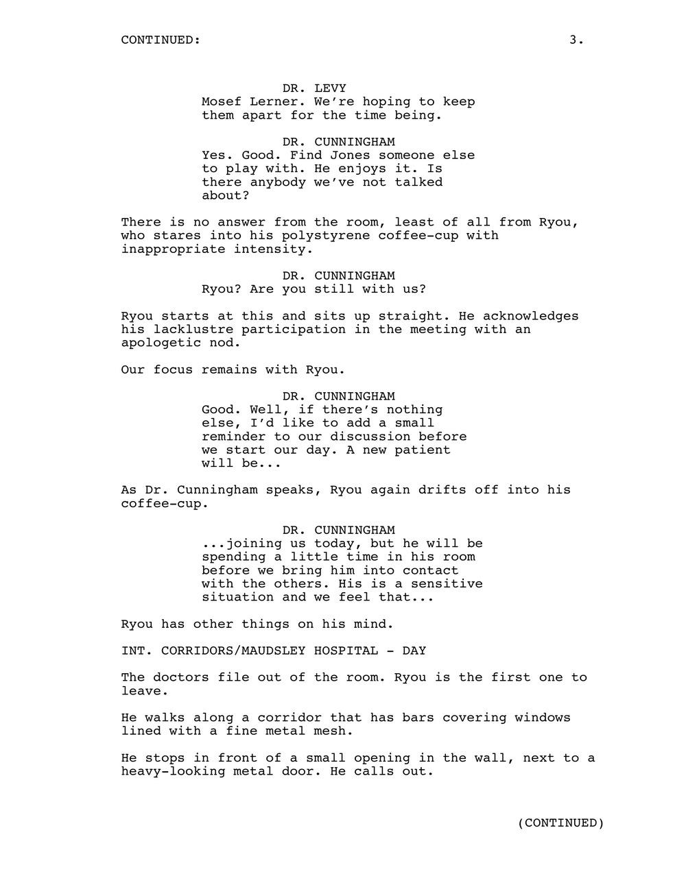 'Introducing Henry Charles' (Pilot) by Alexander Craig | 3.jpeg
