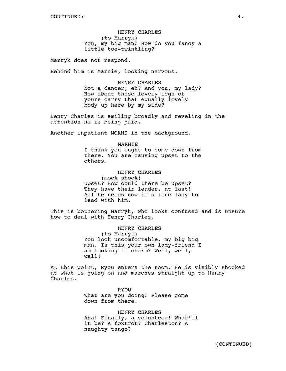 'Introducing Henry Charles' (Pilot) by Alexander Craig | 9.jpeg