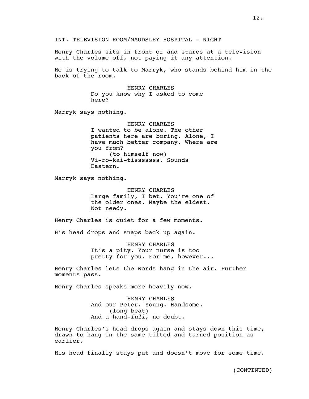 'Introducing Henry Charles' (Pilot) by Alexander Craig | 12.jpeg