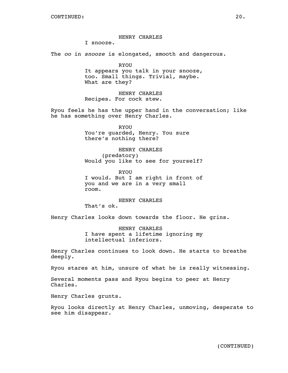 'Introducing Henry Charles' (Pilot) by Alexander Craig | 20.jpeg