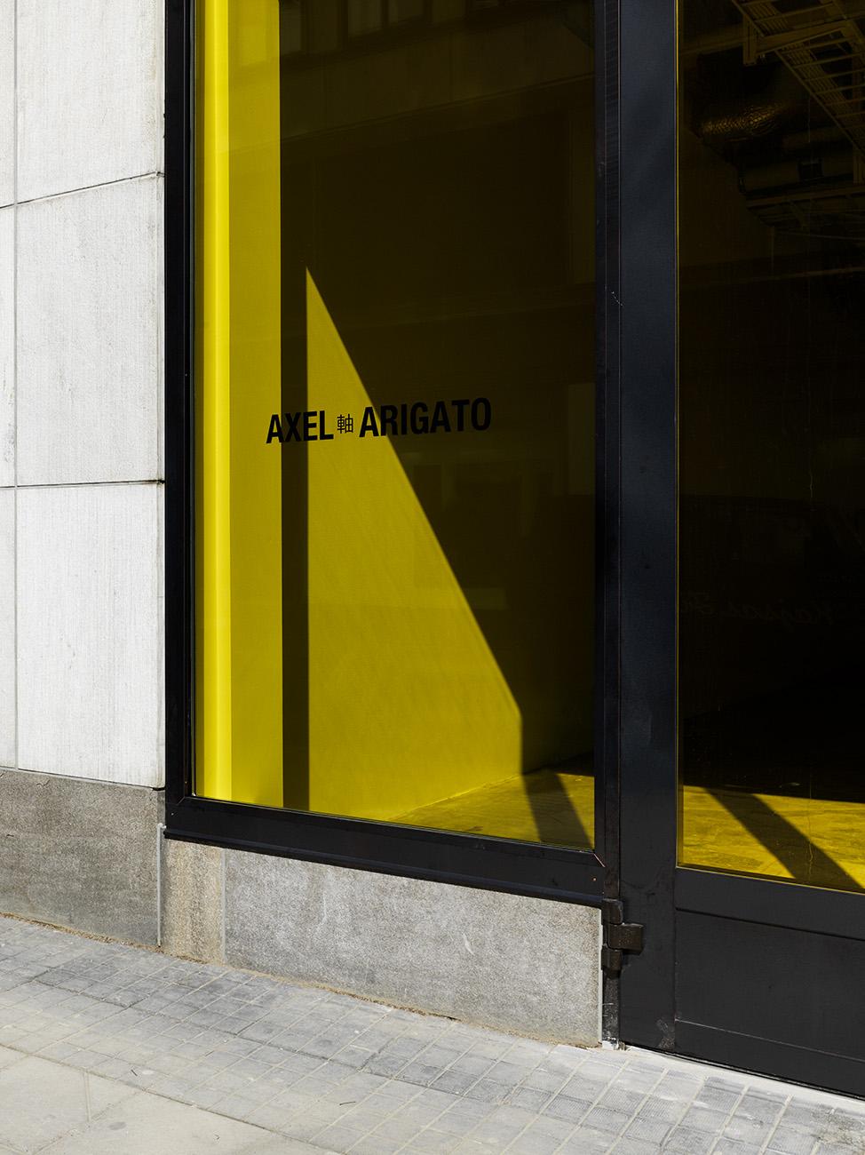 Axel Arigato / Christian Halleröd Design