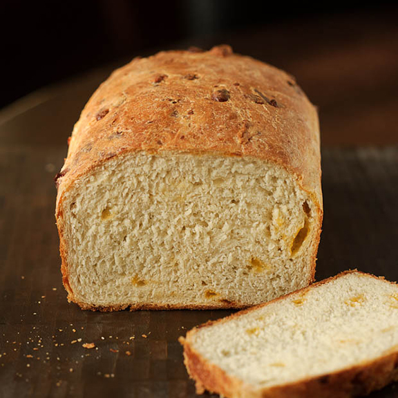 Roasted Sweet Pepper Bread
