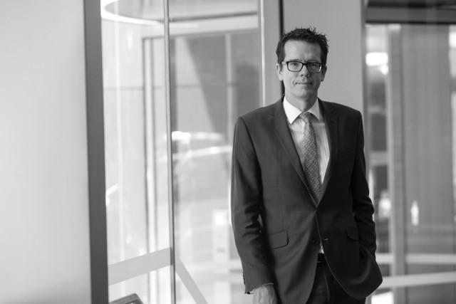 Australian patent attorney Dr Andrew Jones
