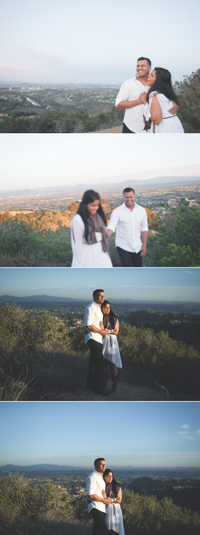 San Diego Engagement Photos