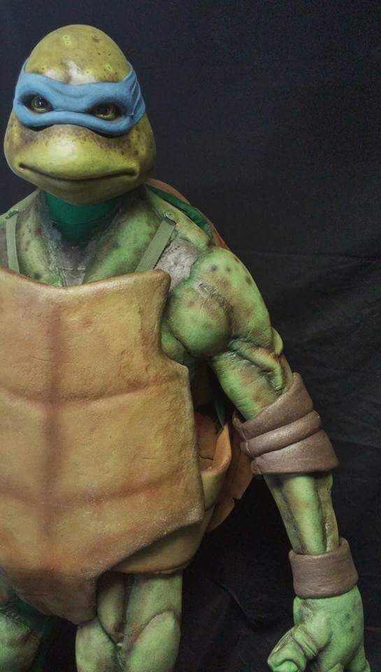 Teenage Mutant Ninja Turtle Cosplay