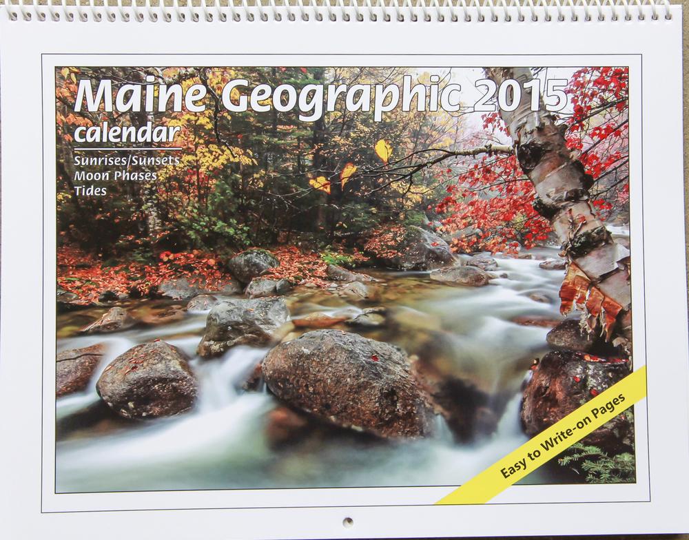 Maine Calendar