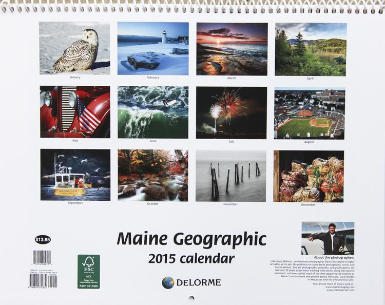 Unique Maine Gift