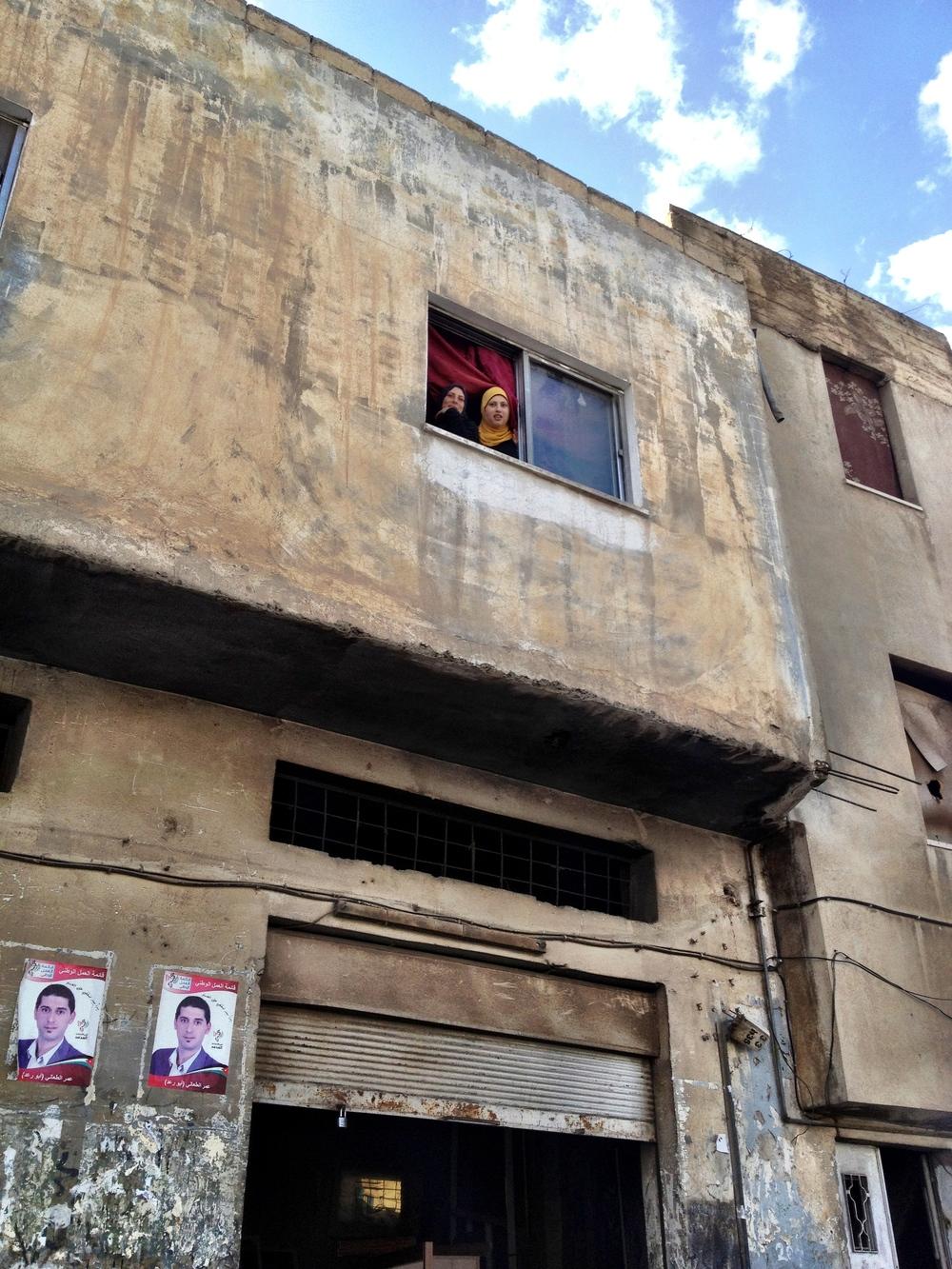 Jordan's hidden urban Syrian refugees